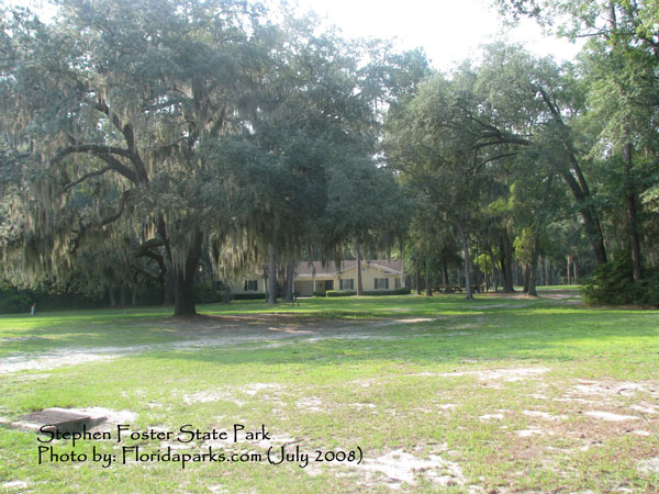 Stephen Foster State Park Pictures
