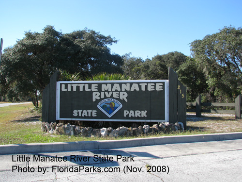 Little Manatee River State Park