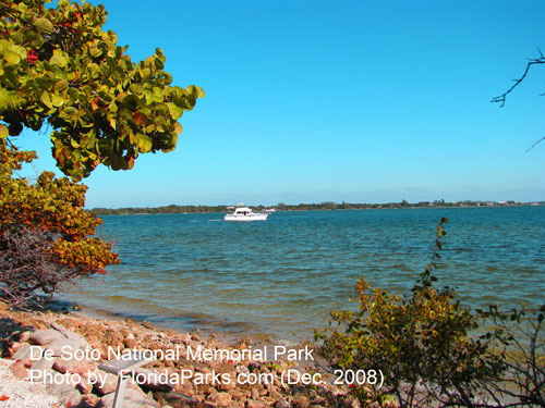 Florida National Parks De Soto National Memorial Park Photos