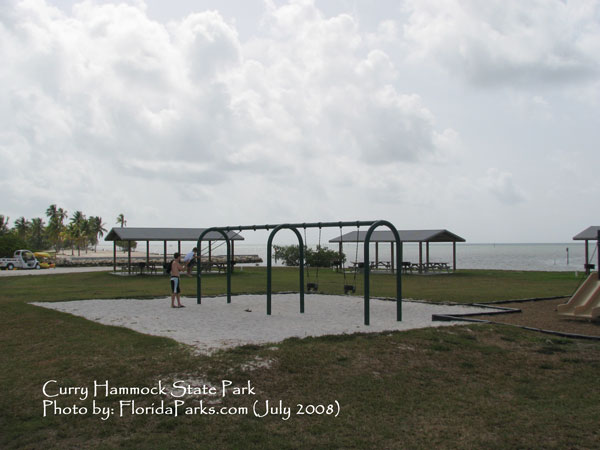 Curry Hammock State Park