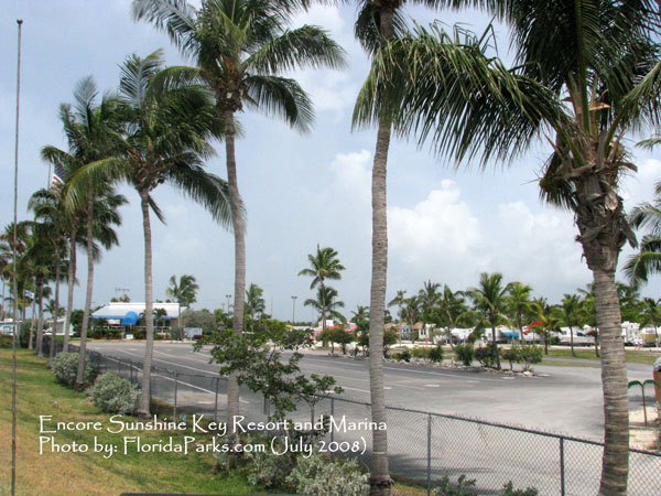 Sunshine Key Rv Resort Amp Marina