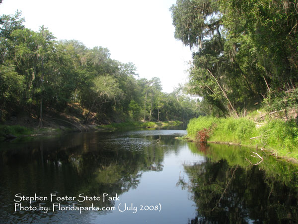 Stephen Foster State Parks Photos