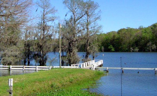 Arrowhead Campsites, Marianna FL