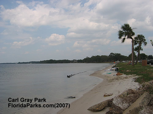 Florida Beaches Bay County Beaches Panama City Beaches Carl Gray Park