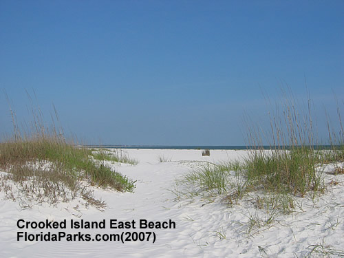 Timeshares In Florida >> Crooked Island East Beach