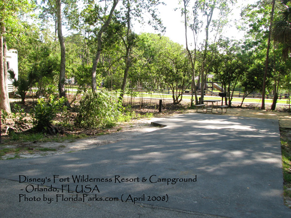 Disney's Fort Wilderness Resort and Camground