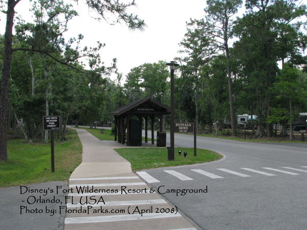 Disney's Fort Wilderness Resort and Campground