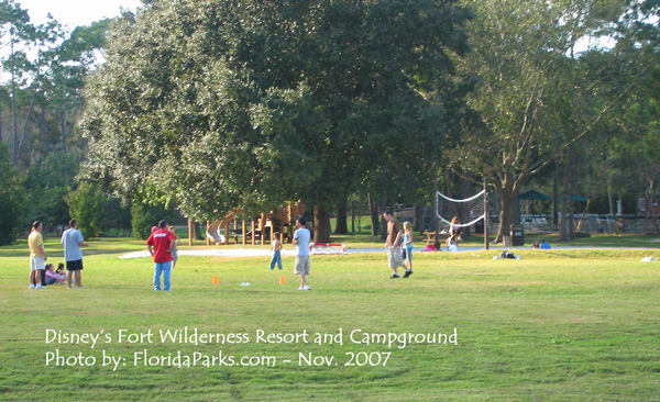 Florida campgrounds florida state parks rv parks for Fort wilderness cabins reservations