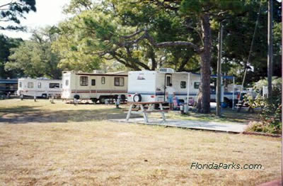 Holiday Park And Campground Florida Campgrounds Florida