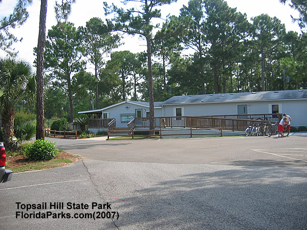 Topsail Hill State Park Office  Photo
