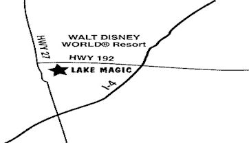 Campground Near Walt Disney world Florida