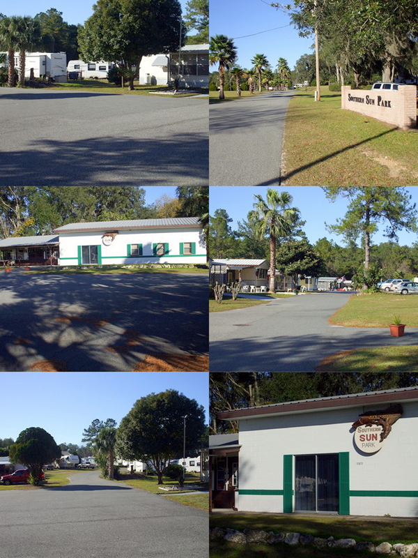 Southern Sun Rv Park Belleview Florida Campgrounds