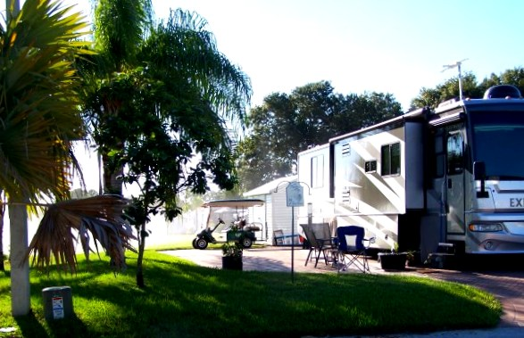 Deer Creek Rv Golf Resort Florida Campgrounds Florida Rv