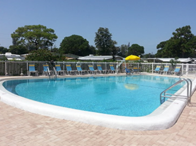 Jacksonville area florida campgrounds florida state for 1111 dolphin terrace