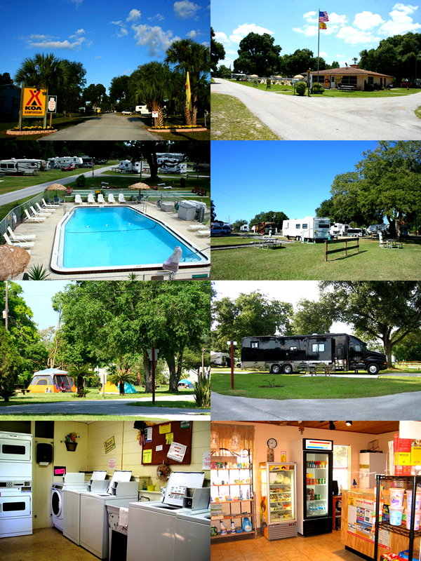 Tropical Gardens Rv Park Bradenton Florida