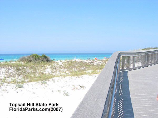 Topsail Hill State Park