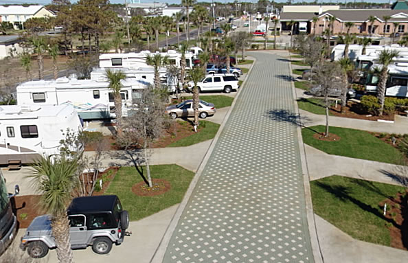 Destin Rv Beach Resort Florida Campgrounds Florida Rv Parks