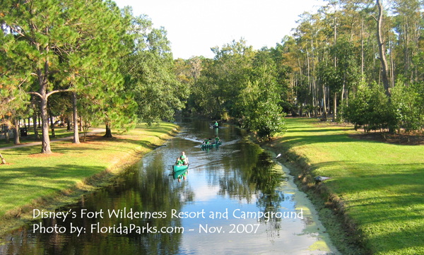 Disney S Fort Wilderness Resort Amp Campground Florida